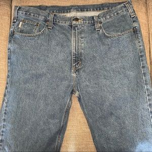 EUC Carhartt Traditional Fit S/Leg Jeans Size 40.